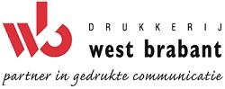 logo drukkerij west brabant met pay off
